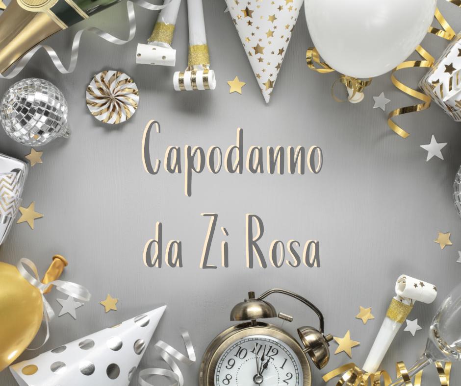 Cenone e Capodanno a Riccione - Zi Rosa