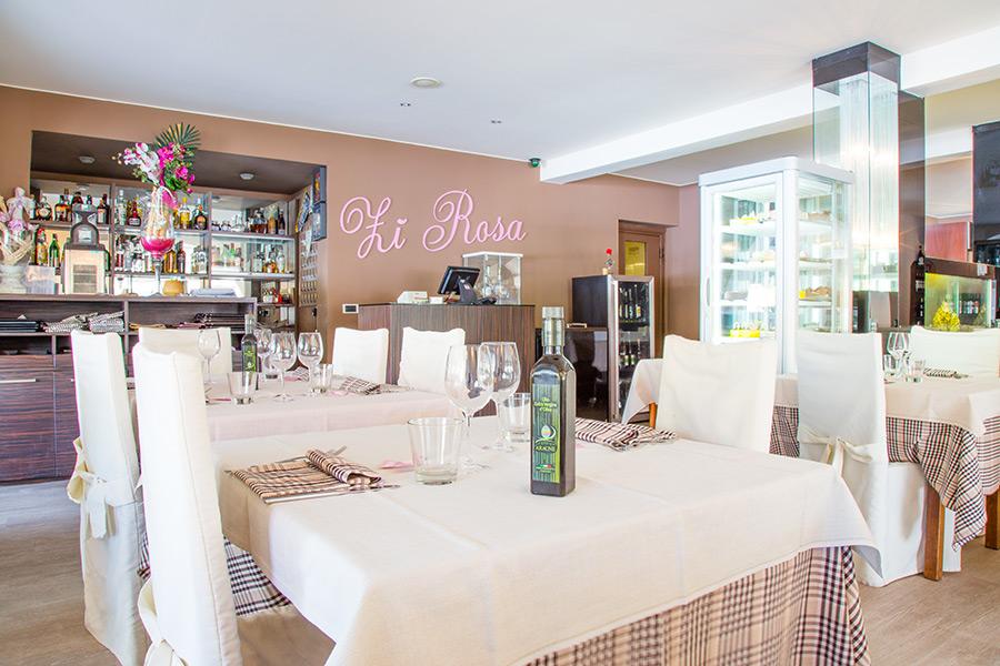 Il ristorante Ristorante Zi Rosa